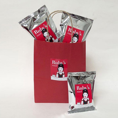 Ruby's Coffee In A Pouch