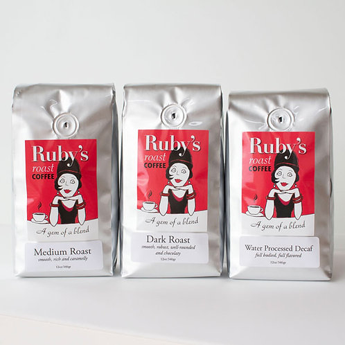 Coffee Sampler Pack 1