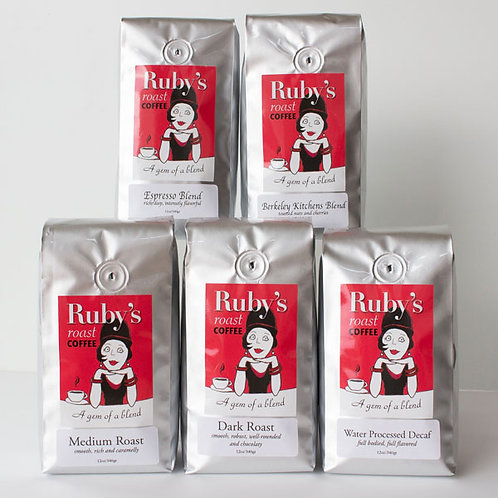 Complete Coffee Sampler