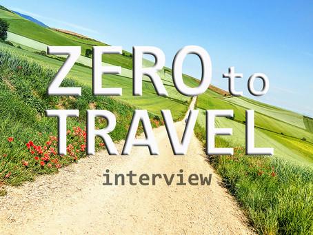 Zero to Travel Interview