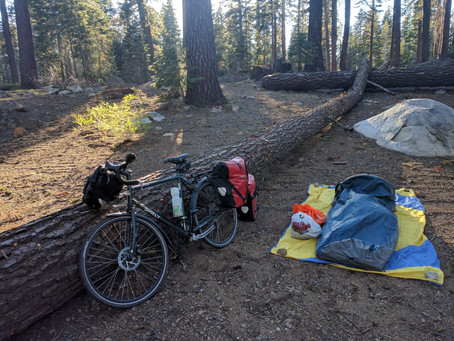 Bicycle Across the Country