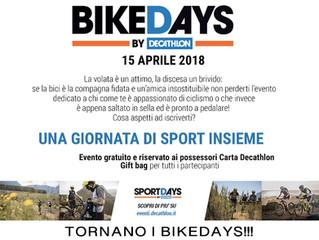 Bike Days by Decathlon Faenza 15 Aprile