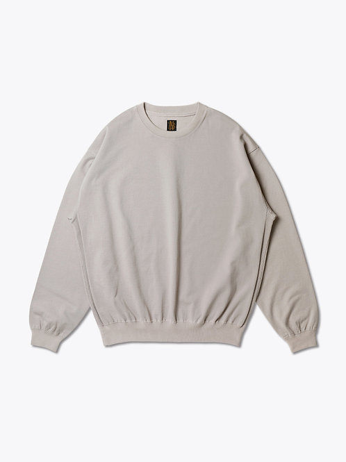 Men's DEGREASE CREW NECK KNIT