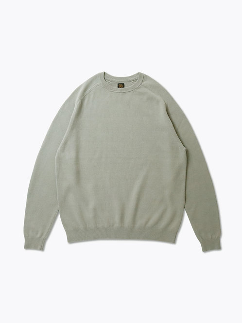 Men's MOLESKIN YARN CREW NECK