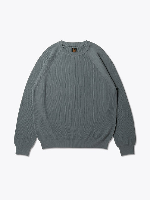 Men's HIGH COUNT RIB CREW NECK