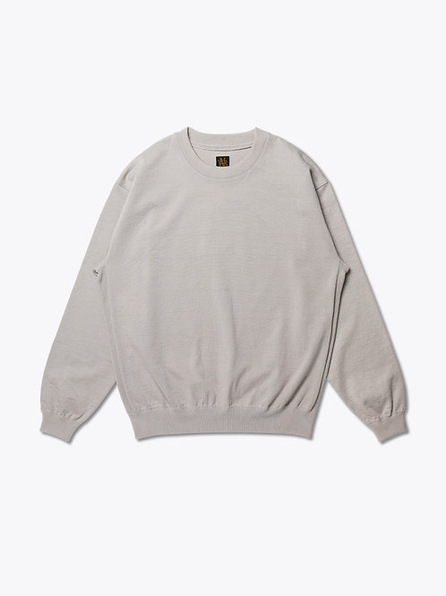 Women's DEGREASE CREW NECK KNIT