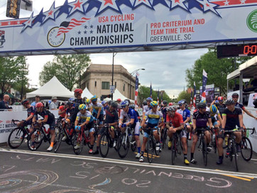 Race Report - US Pro Criterium National Championships