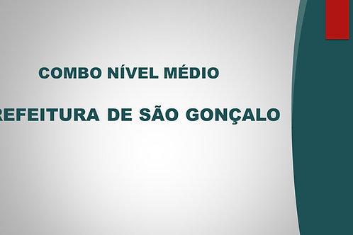 COMBO ENSINO MÉDIO SÃO GONÇALO