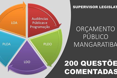 Orçamento Público mangaratiba