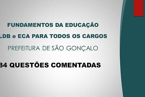 FUNDAMENTOS DA EDUCAÇÃO LDB e ECA
