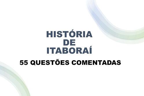 História Município Itaboraí