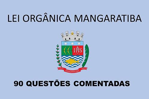 Lei Orgânica Mangaratiba