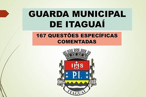 Conhecimentos específicos Guarda Municipal de Itaguaí