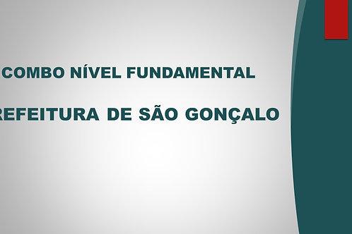 COMBO NÍVEL FUNDAMENTAL SÃO GONÇALO
