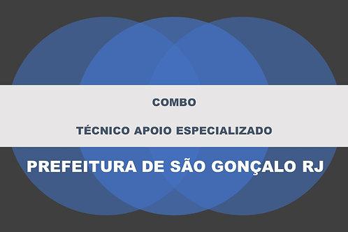 Combo Técnico Apoio Especializado São Gonçalo RJ