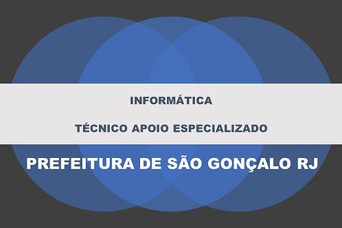 Informática Técnico Apoio Especializado