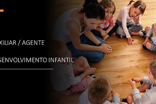 Auxiliar e Agente de Desenvolvimento Infantil