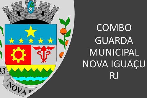 COMBO GUARDA MUNICIPAL NOVA IGUAÇU RJ