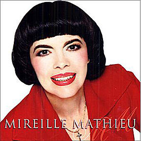 MIREILLE MATHIEU Nah Bei Dir 2009
