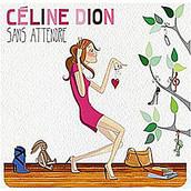 CELINE DION Sans attendre 2012