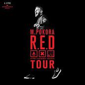 M POKORA Red tour live CD+DVD 2016