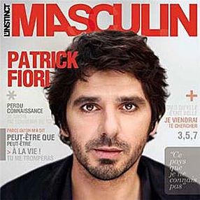 PATRICK FIORI L'instinct masculin 2010