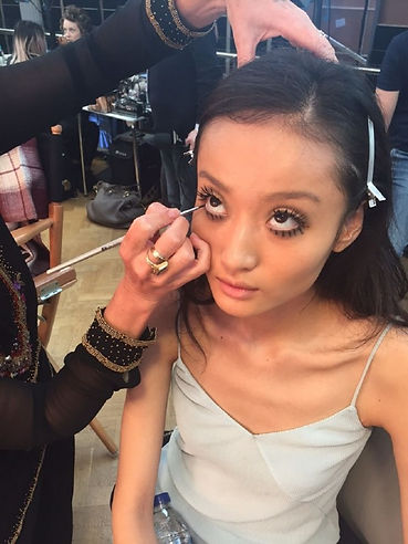 SS16 Make Up Trends - Lashes