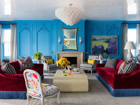Colour Psychology in Interior Design