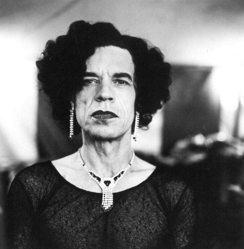 Mrs. Jagger