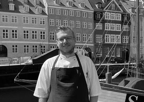 Martin Linde Larsen souschef havfruen