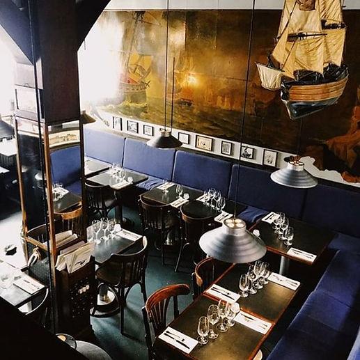 Private dinning restaurant havfruen nyhavn copenhagen københavn seafood bistro fisk og skaldyr