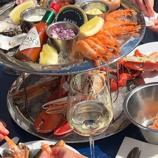 skaldyr seafood platter