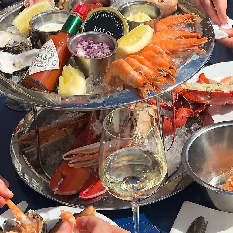 All-You-Can Seafood