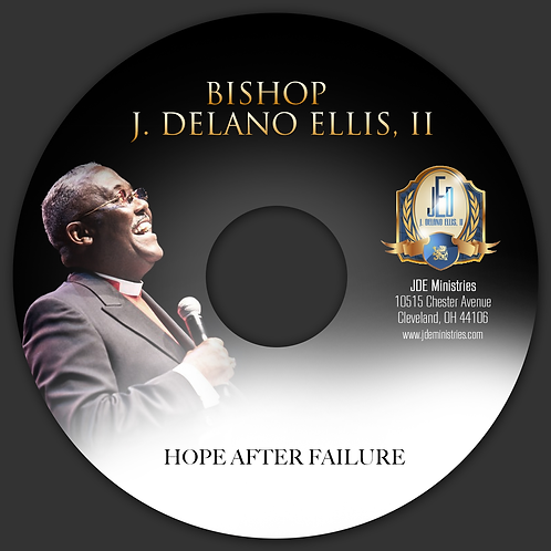 Hope After Failure Audio