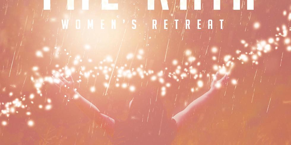 Dancing in The Rain Women's Retreat