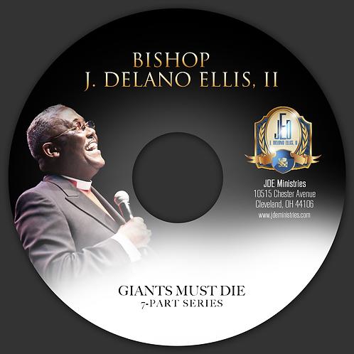 Giants Must Die Series (7-Part Audio Series)