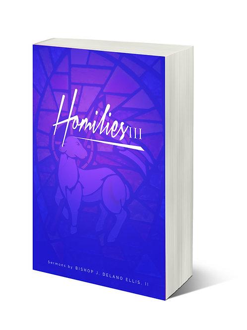 Homilies III