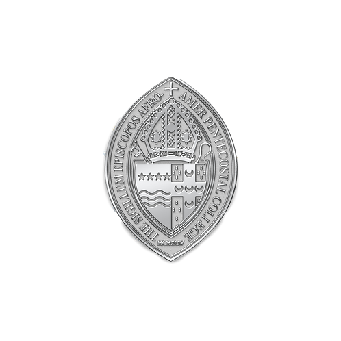 Silver Edition JCOB Lapel Pin