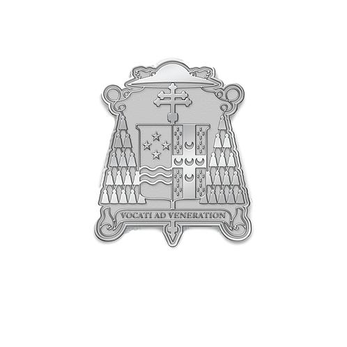 Silver Edition Metropolitan's Lapel Pin