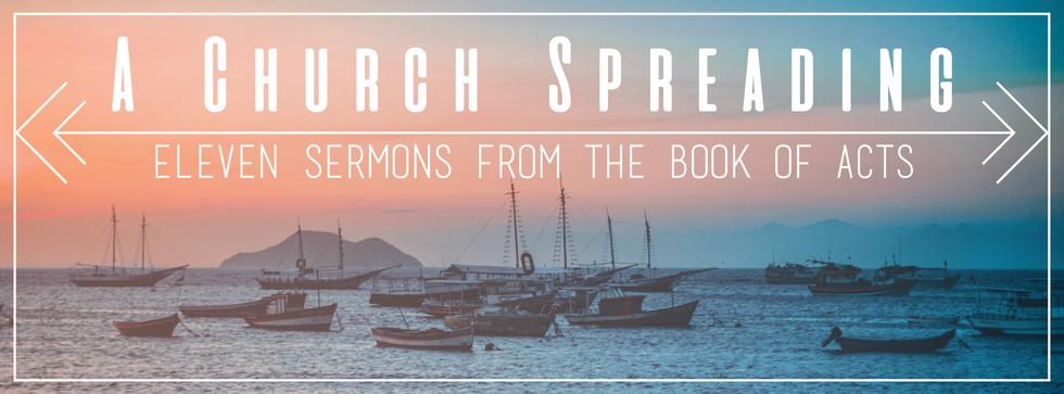 One of several sermon series designs for Mount Vernon Baptist Church