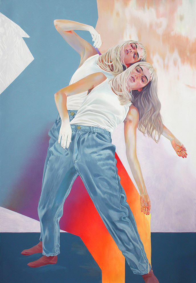 Martine Johanna BETWEEN HEAVEN AND HELL