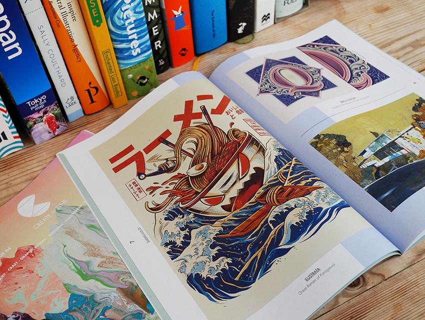 create zine fourth edition