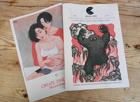 Create Zine Issue 3