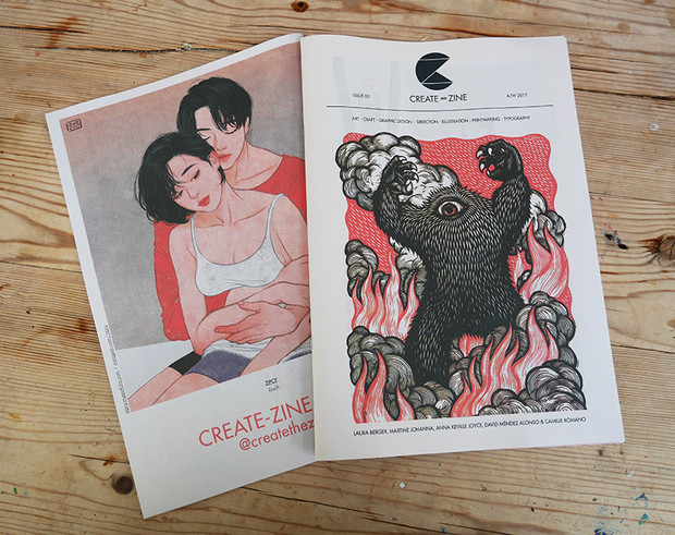 Create Zine Issue 3