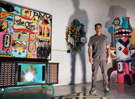 Original Interview with Artist Alex Yanes