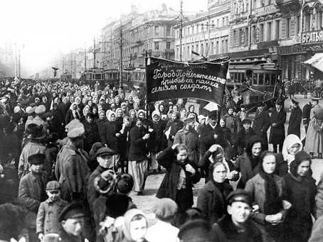 On the Causes of the March Russian Revolution of 1917