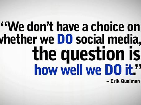 Digital Media & Society: Social Networking