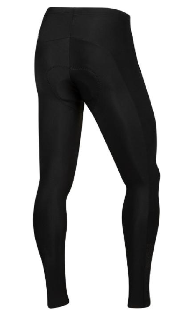 Long black tights for cycling