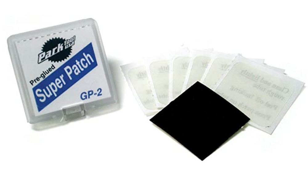Park Tools glueless patch kit