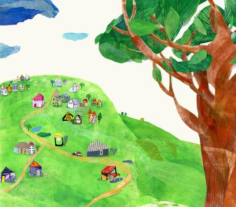 Dort wo Mathilda wohnt